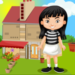 G4K Asian Girl Rescue Game