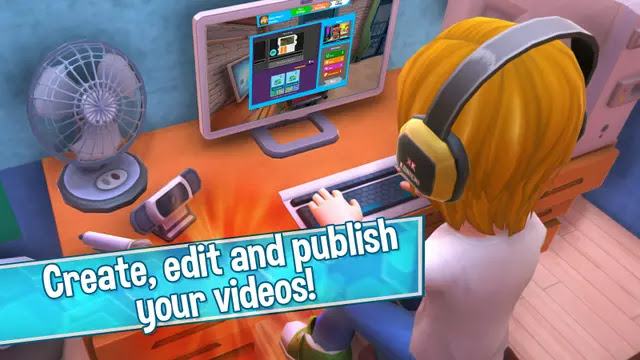 Youtubers Life - Gaming Hack Apk