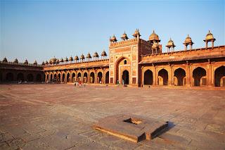 fatehpur-sikri-world-heritage-site, heritageofindia, Indian Heritage, World Heritage Sites in India, Heritage of India, Heritage India