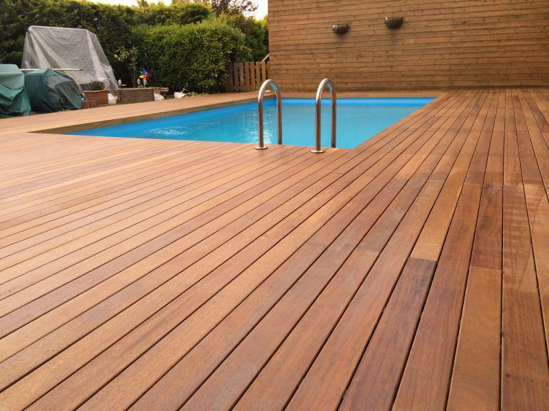 Progettare spazi verdi parquet da esterno per terrazzo e - Terrazze in legno da esterno ...