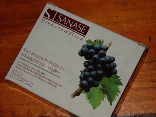 Sanase Bio-Shock Hidratante Vinocosmética