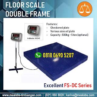 Floor Scale FS-DC-A12+E Series