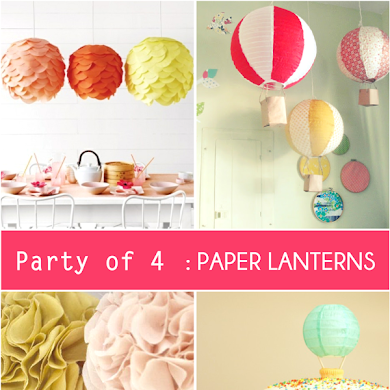 Creative DIY Party Ideas with Paper Lanterns
