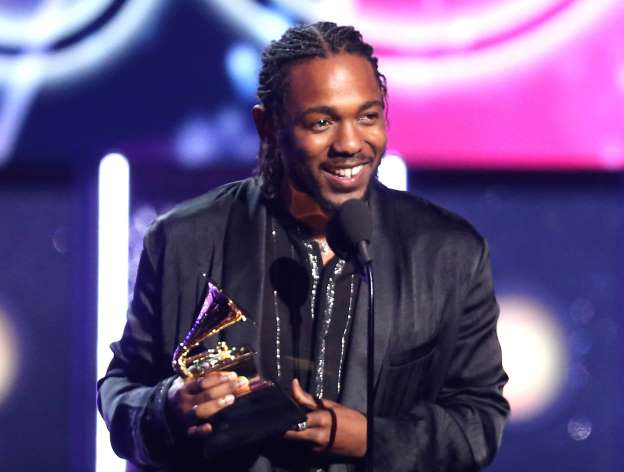 Kendrick Lamar becomes first rapper to win Pulitzer Prize