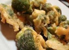 Resep praktis (mudah) brokoli goreng tepung spesial (istimewa) enak, sedap, gurih, nikmat lezat