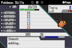 pokemon black and white advanced screenshot 4