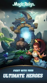 Magic Reign Mod Apk High Attack