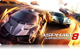 Asphalt 8 Airbone MOD APK