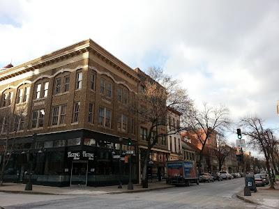 Downtown Frederick Maryland Chez Jacqua