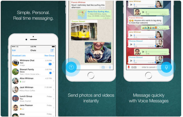 Download WhatsApp 2019 for iPhone iOS