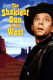 Don Knotts Comedy Western