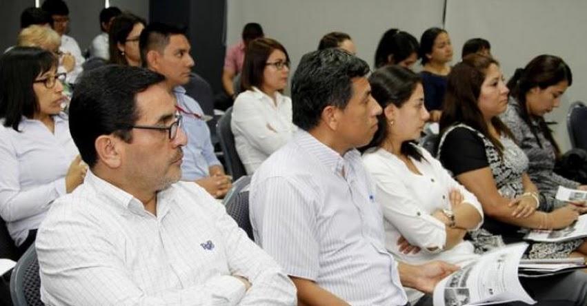 PRONABEC inició la primera de las capacitaciones programadas para los colaboradores del programa social - www.pronabec.gob.pe