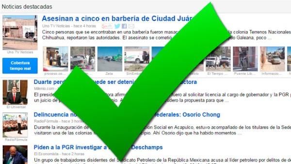 ¿Cómo saber si una noticia es cierta? Google lanza Fact-Check