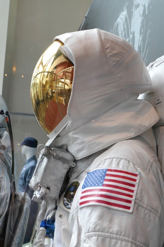 First Man NASA Apollo A7L spacesuit helmet