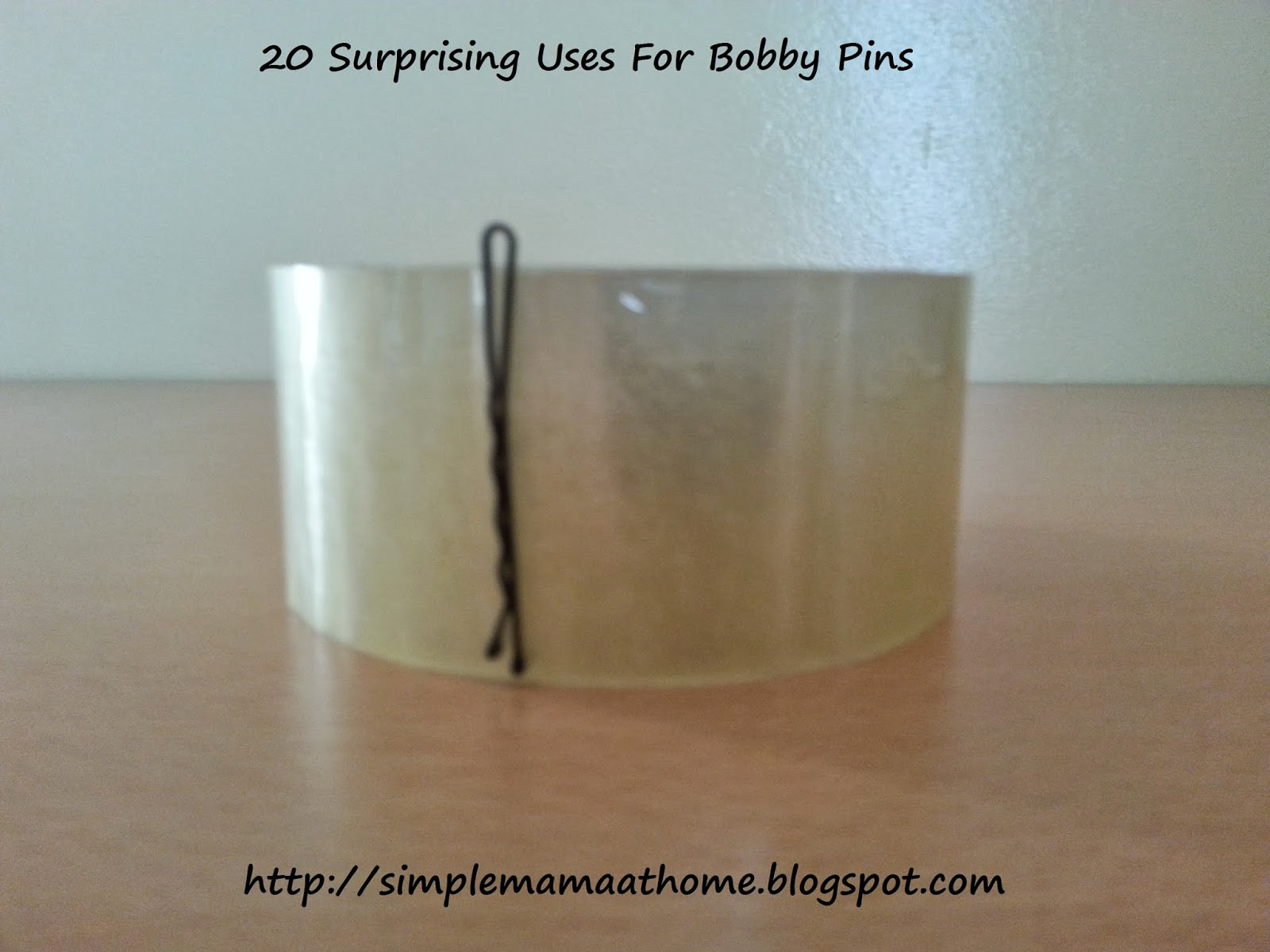 20 Surprising Uses For Bobby Pins