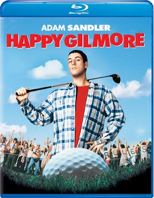 happy gilmore, sports, comedy, movie, film, adam sandler