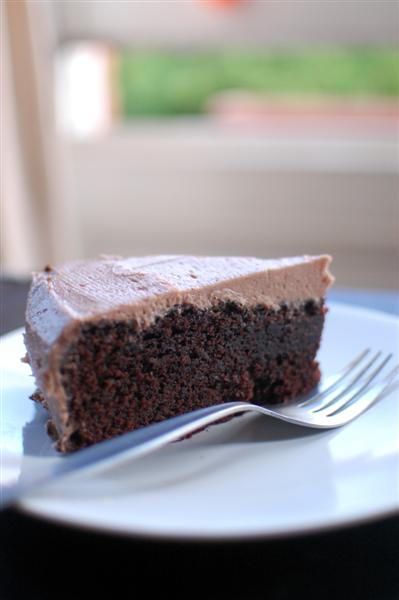 Chocolate & Stout Cake