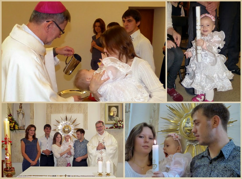 Katholisch In Südrussland Sabina Maria Ich Taufe Dich Im