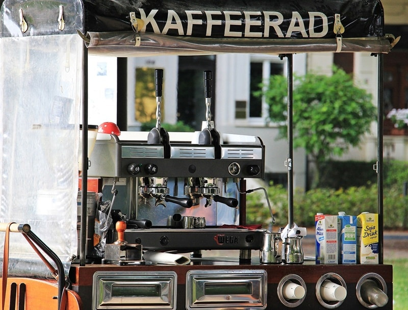 ขายกาแฟ นมสด ขายอะไรดีตอนเช้า