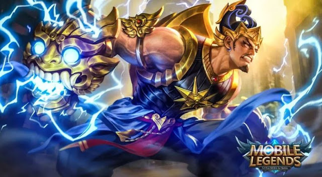 Build Item Gear Gatotkaca Terkuat Magic Damage di Mobile Legends