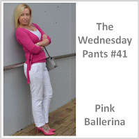 Sydney Fashion Hunter - The Wednesday Pants #41 Pink Ballerina