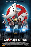 Ghostbusters 2016 movie poster malaysia