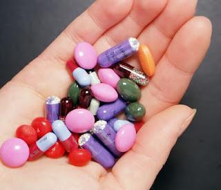 Tabel singkatan dalam pemberian Obat