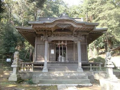 西俣野御嶽神社