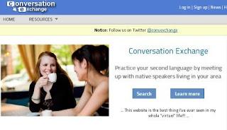 موقع تفاعلي يمكنك من تعلم اللغة التي تريدها والتحدث بها