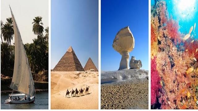 أهمية السياحة بالنسبة للدولة والأفراد