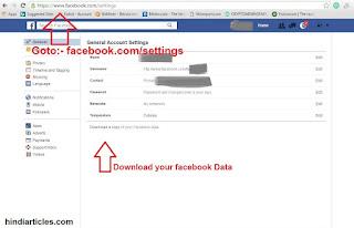 Facebook profile को Page में कैसे बदले