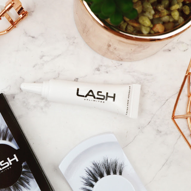 Lovelaughslipstick Blog - Lash Unlimited Eyelash Glue Review