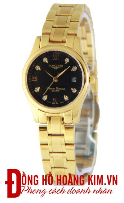 mua đồng hồ nữ kim loại