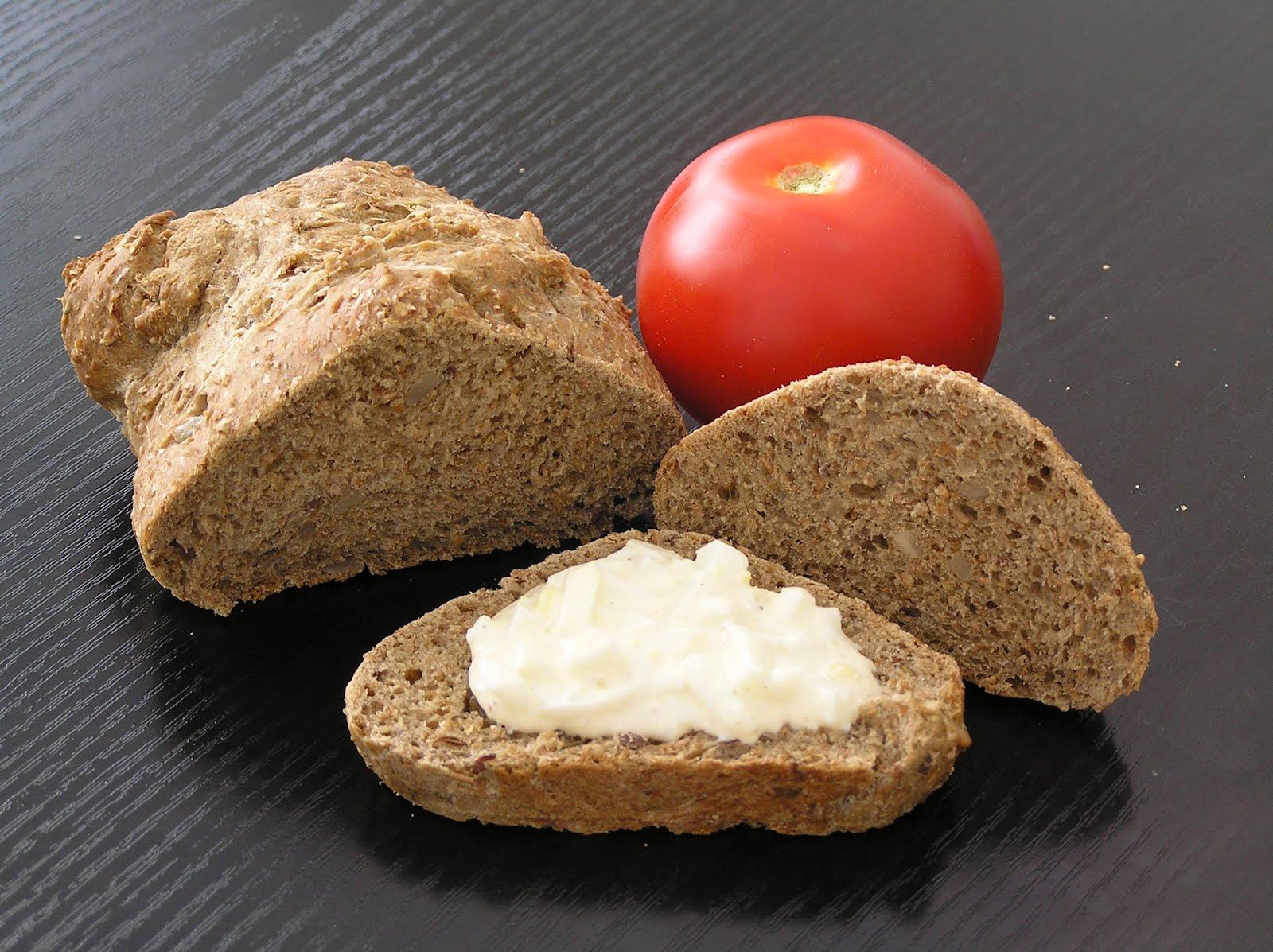 pan de salvado casero receta