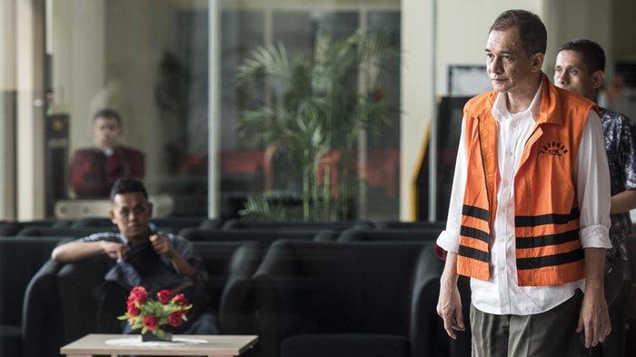 KPK Eksekusi Eks Pejabat Bakamla Nofel Hasan ke Lapas Sukamiskin