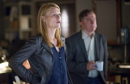 Carrie Homeland Saul Showtime Aayan