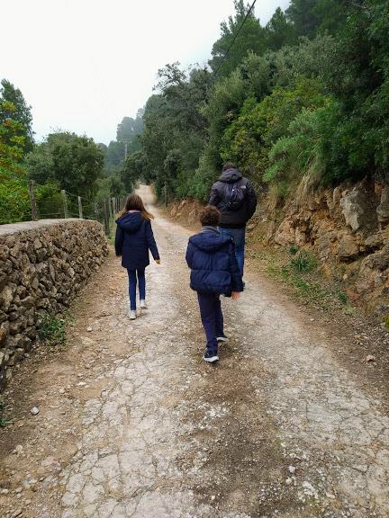 excursion en Mallorca