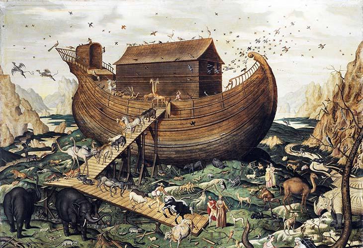 din, islamiyet, hristiyanlık, yahudilik, Nuh'un gemisi, MT, Nuh'un gemisinin kökeni,Fenikelilerin gemilerinden Nuh Tufanı,Etrüsklerin kökeni,Nuh'un gemisi efsanesi,Hz Nuh, din ve mitoloji,
