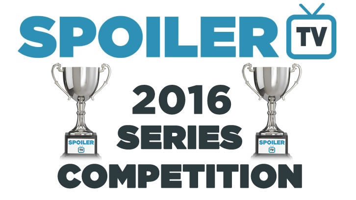 The STV Favourite TV Series Competition 2016 - Nominations now closed