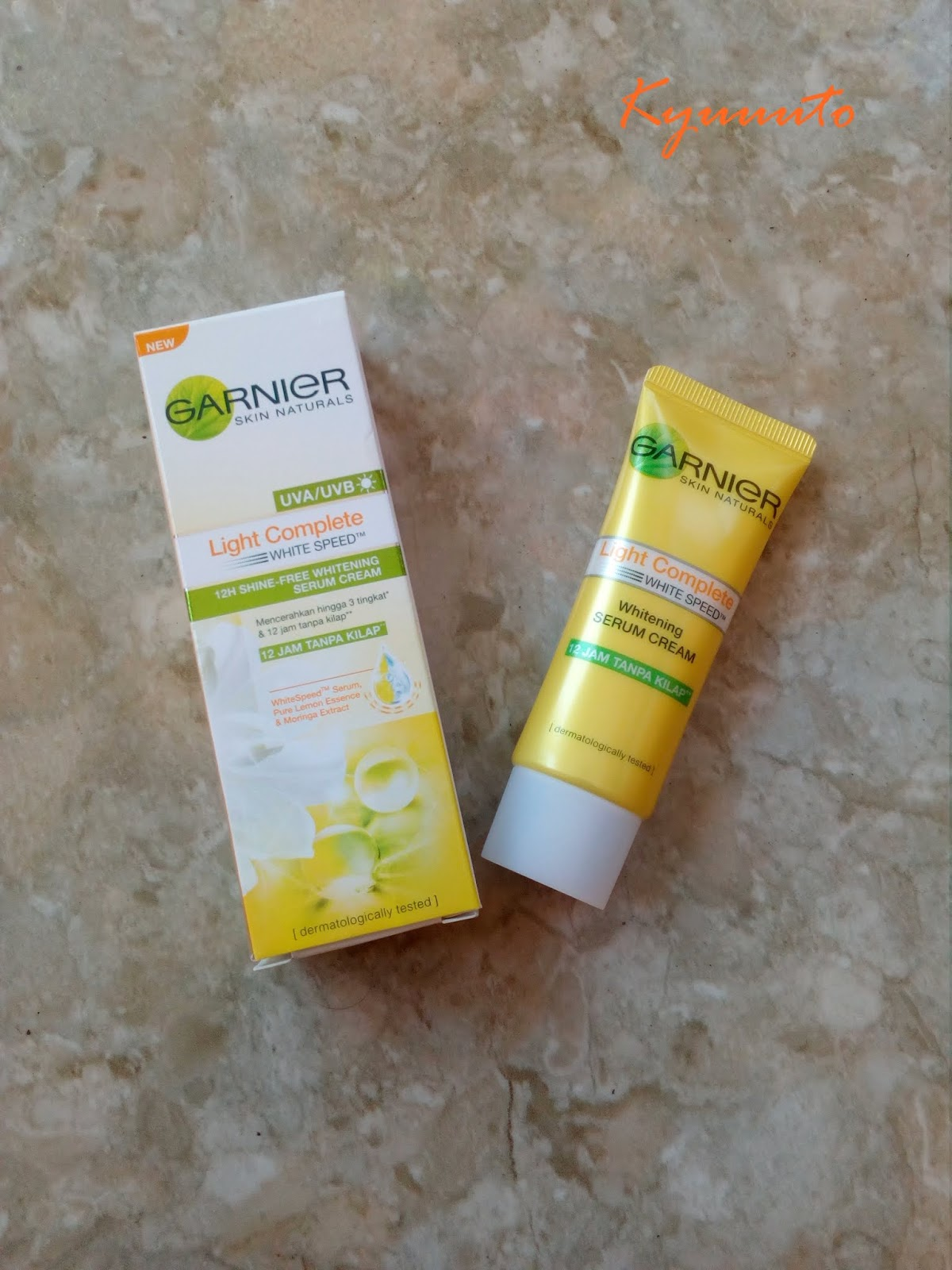 Review Jujur Garnier Light Complete White Speed Whitening Serum Paket Ini Adalah Penampilan Dari Cream 12h Shine Free