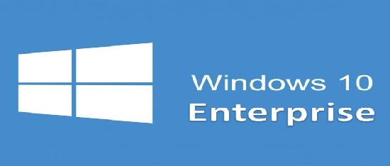 Nueva versión de Windows 10 enterprise