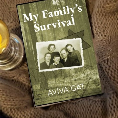 BOOK REVIEW|| My Family's Survival by Aviva Gat
