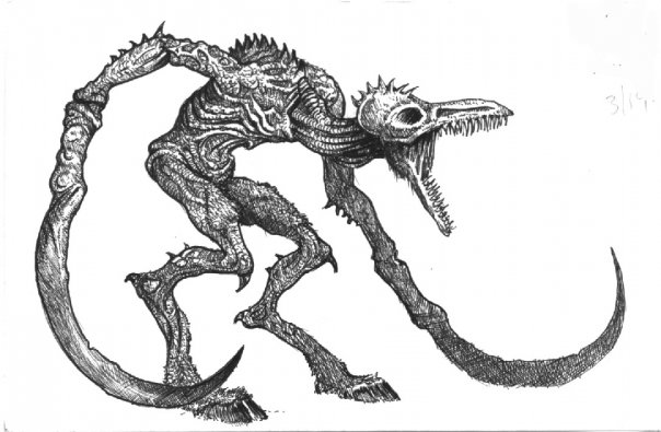 Frothers Unite Uk View Topic Hook Horror Aka Malal Demon Described in the monster manual (5e). frothers unite