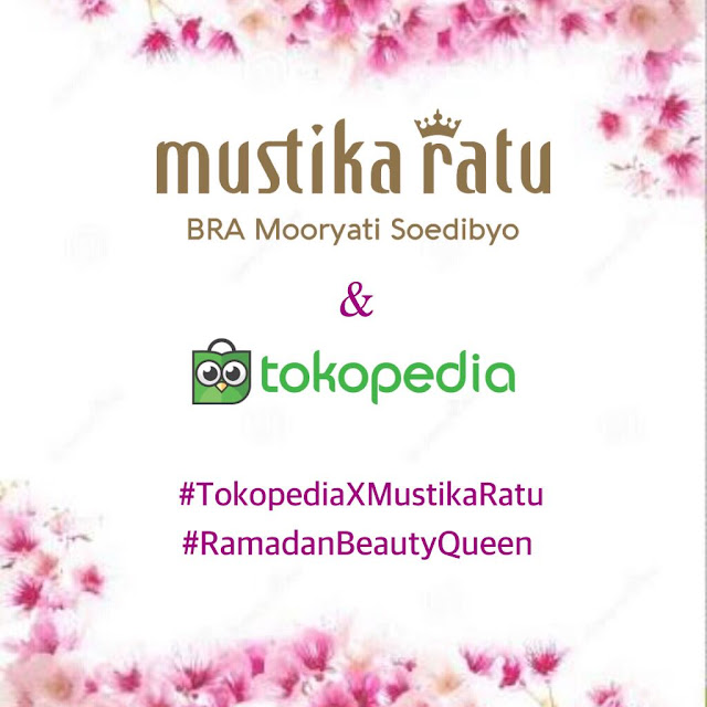 MUSTIKA RATU - BEAUTY QUEEN MAKE UP SERIES