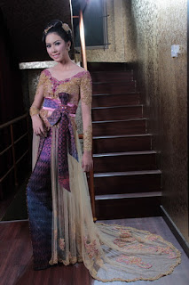 Model Gaun Kebaya Pesta 2016