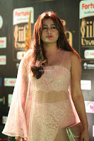 Nidhi Subbaiah Glamorous Pics in Transparent Peachy Gown at IIFA Utsavam Awards 2017  HD Exclusive Pics 46.JPG