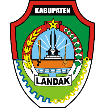 Logo Kabupaten Landak PNG