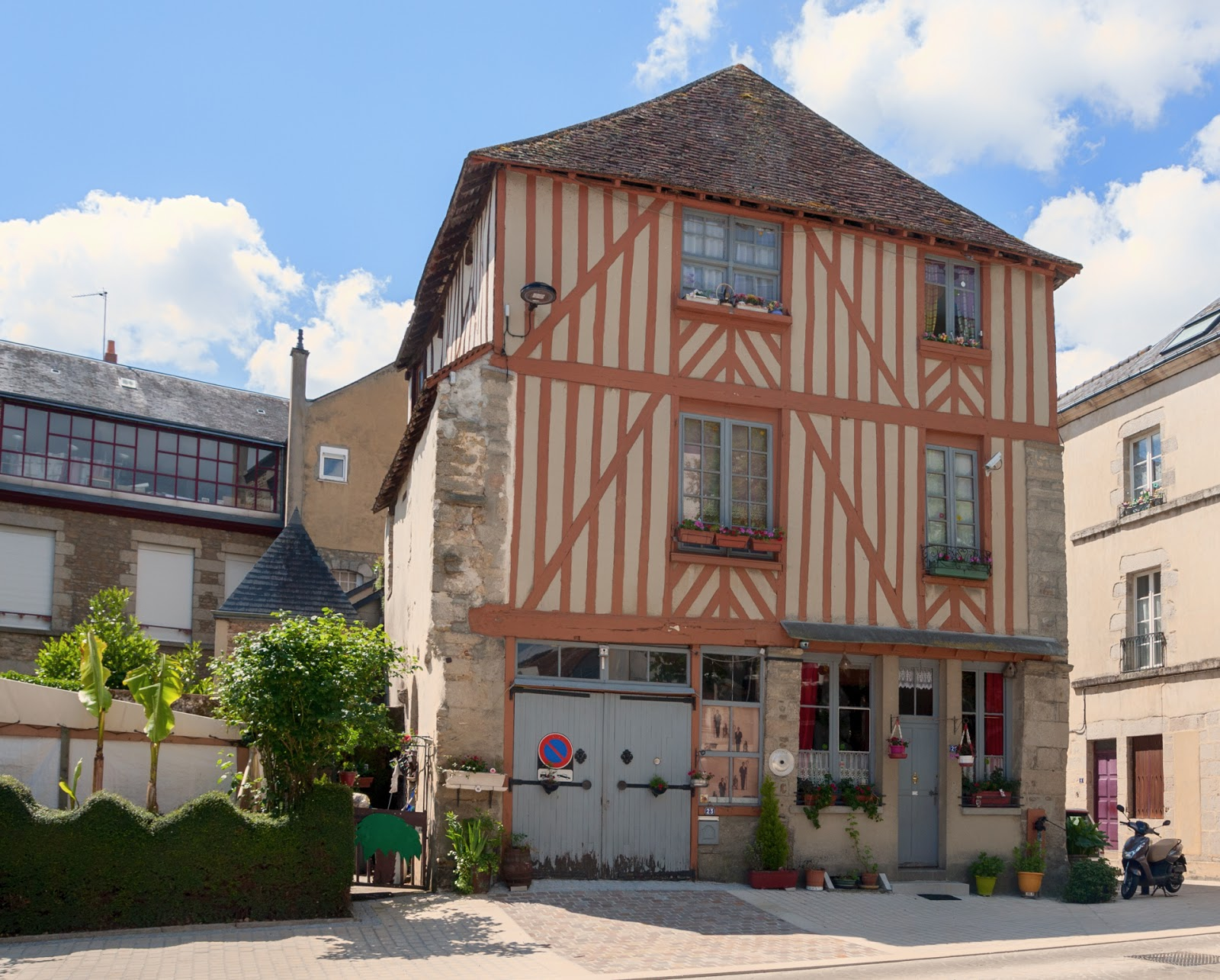 maison quartier saint leonard alençon