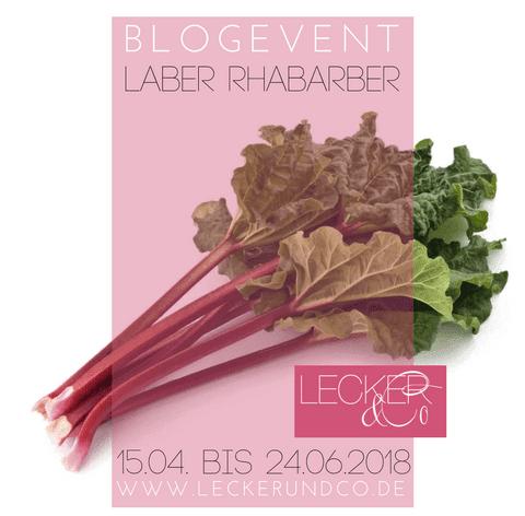 Laber Rhabarber Blogevent