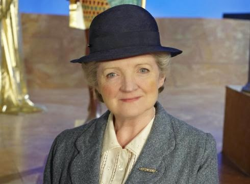 Julia McKenzie as Miss Marple